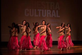 Danza Árabe | Muestra Cultural 2015