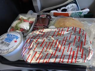 International Flight Meal