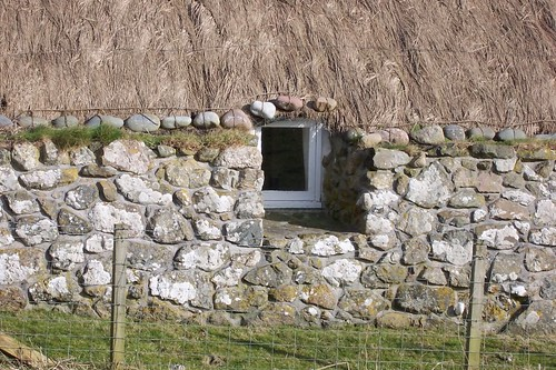 ~Small window Tiree cottage | by howbeg