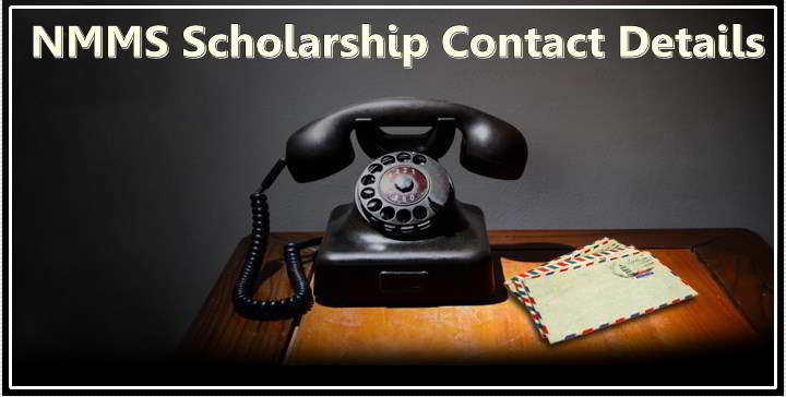 NMMS Scholarship Contact details
