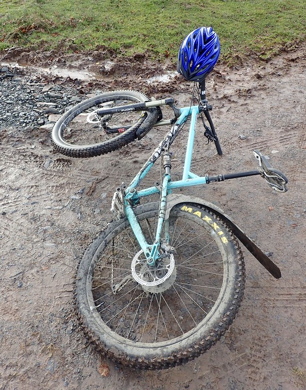 The Gap/Talybont classic MTB loop