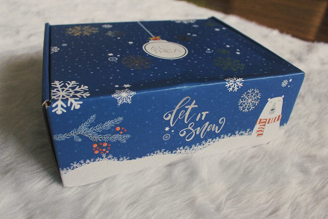 My Althea Holiday Box Review