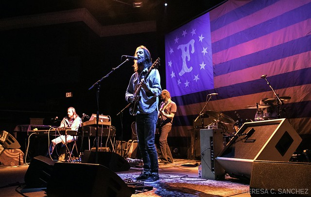Chris Robinson Brotherhood at 9:30 Club, Washington, D.C. 11/20/16