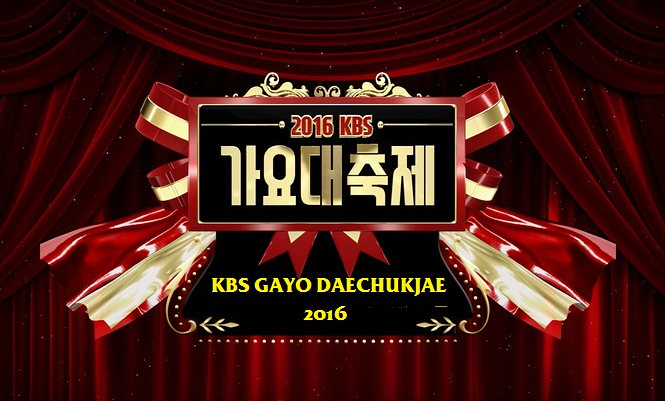[Vietsub] KBS Song Festival 2016 Phần 2