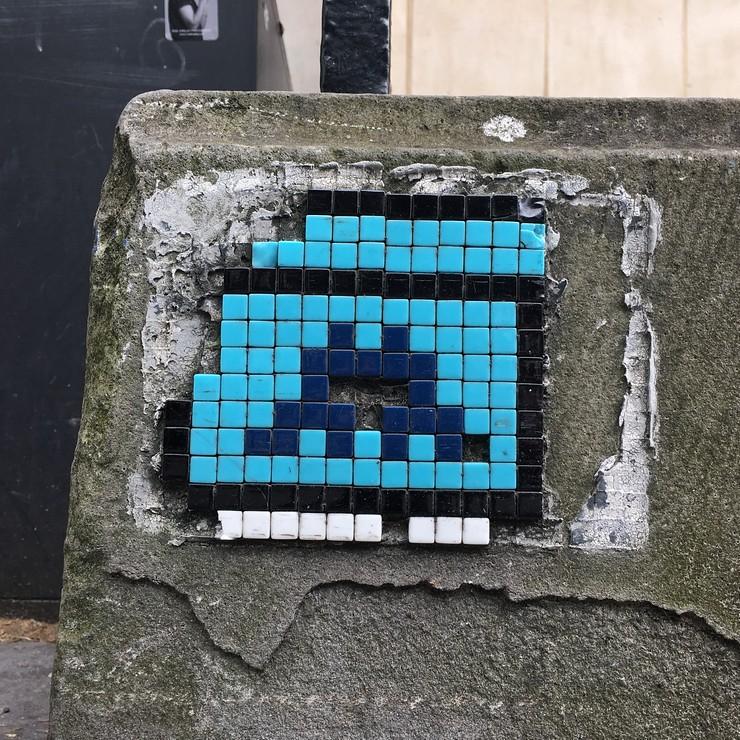 Vintage Space Invader LDN_054
