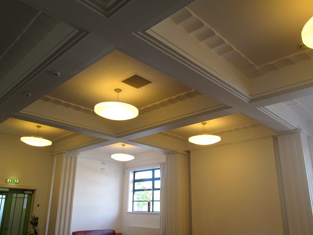 Red Room Opposite View, Craigmillar Raodhouse