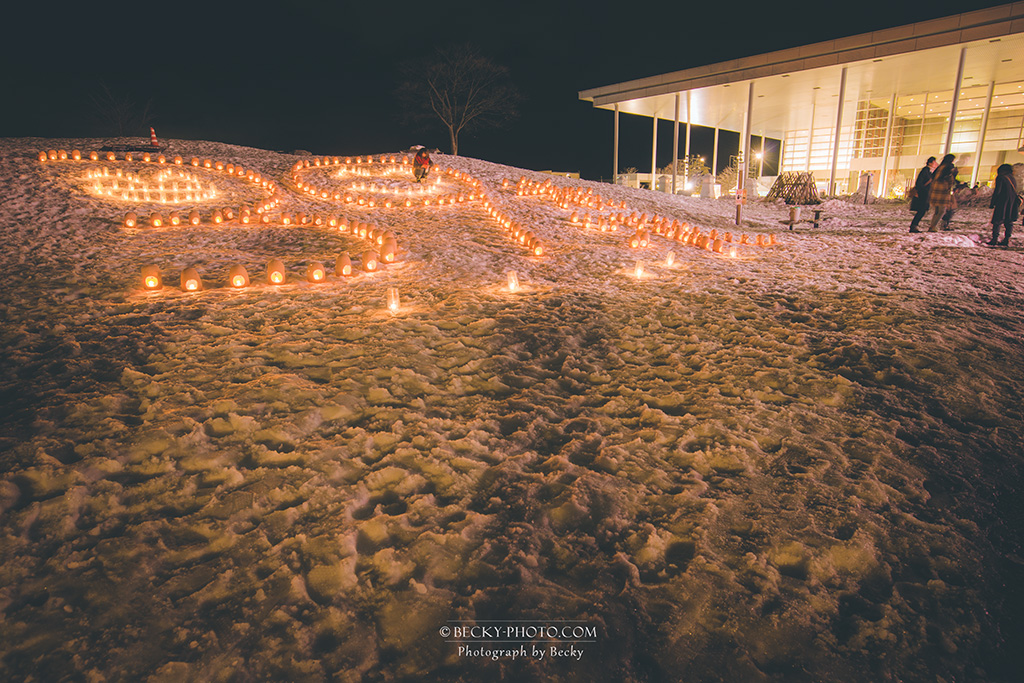 2016.Feb 米澤上杉雪燈籠 @yonezawa,Japan