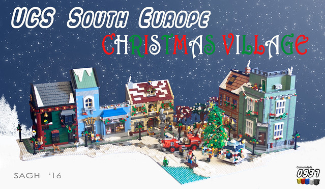 UCS South Europe Christmas Village