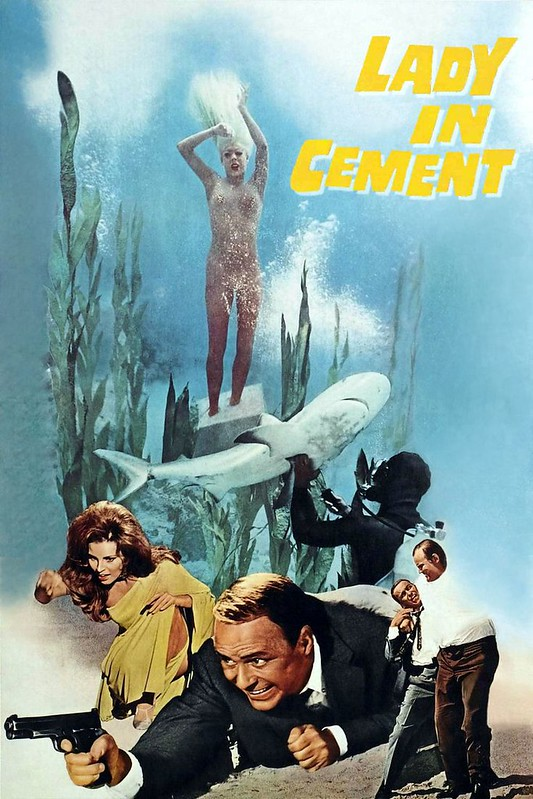 Lady in Cement - Poster 8