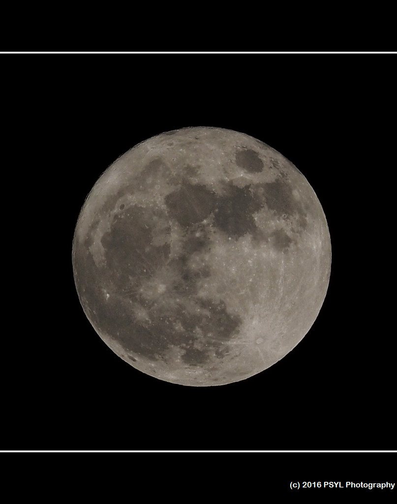 Full moon on 2016-12-13
