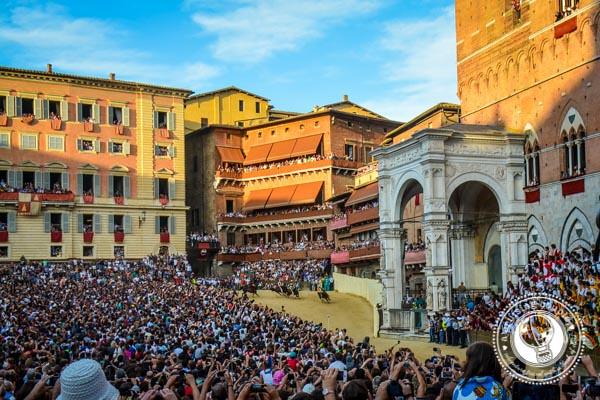 Palio Siena Tuscany