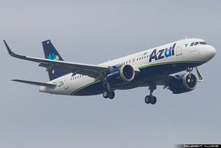 AZUL Linhas Aéreas Brasileiras Airbus A320-251N(WL) cn 7386 F-WWDR // PR-YRE