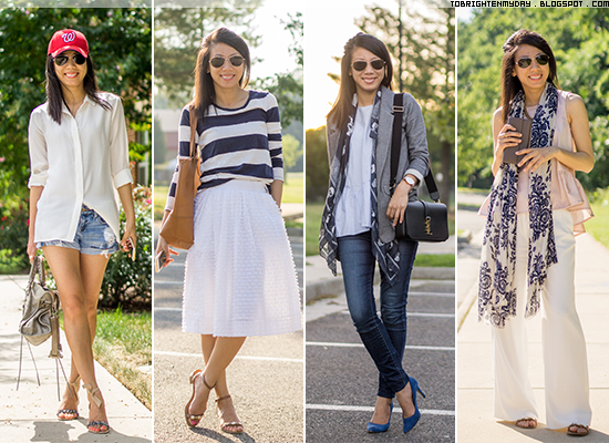 2016 favorite casual outfits