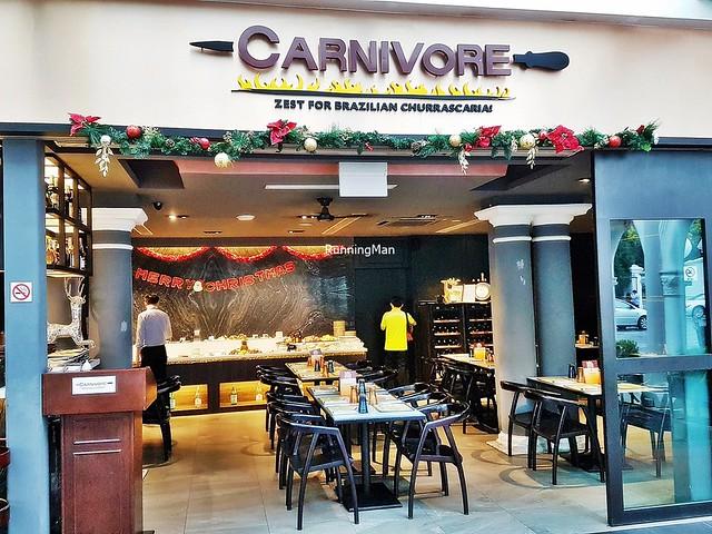 Carnivore Brazilian Churrascaria Facade