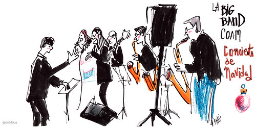 The Big Band COAM
