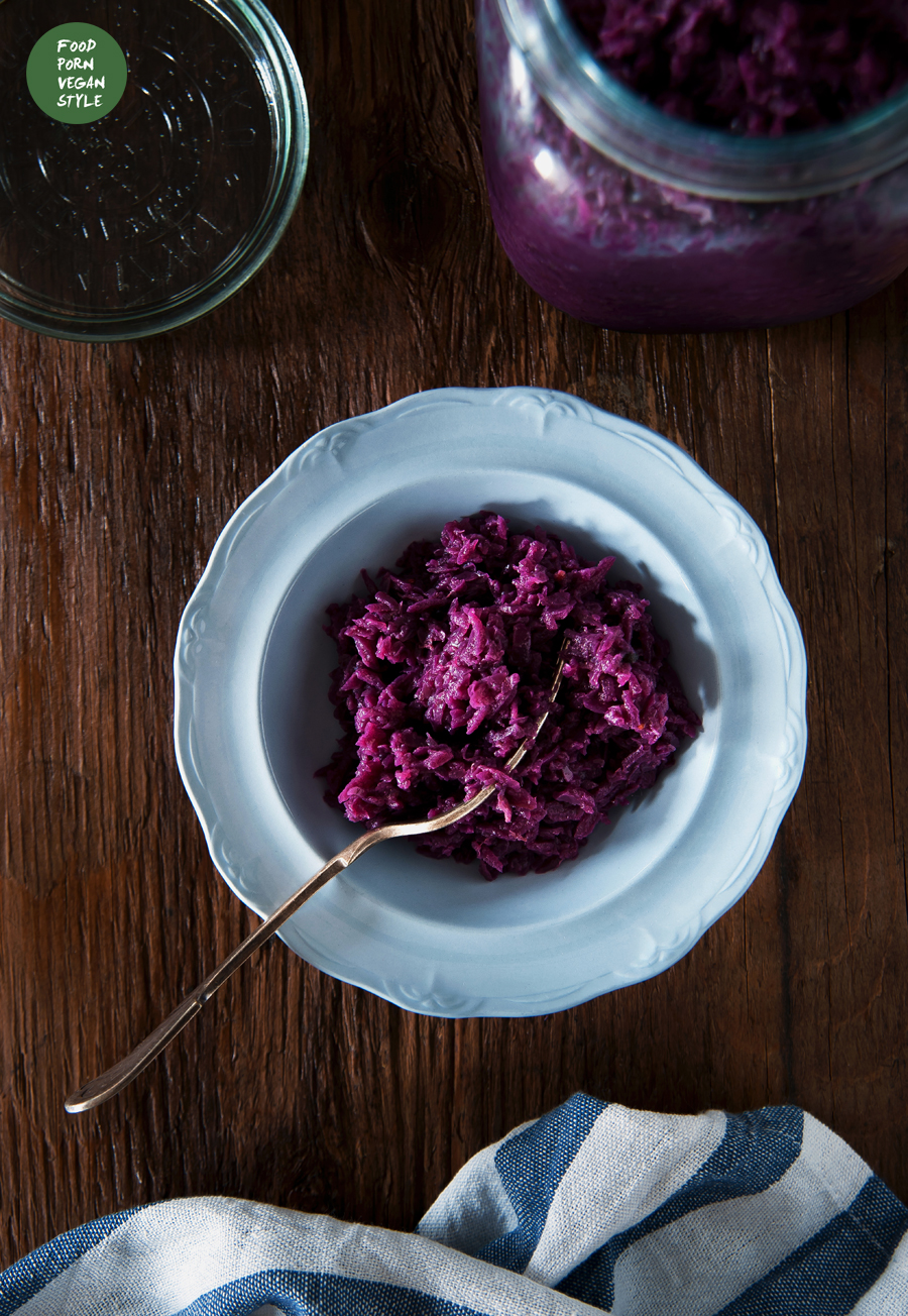 Rödkål / Swedish spicy red cabbage
