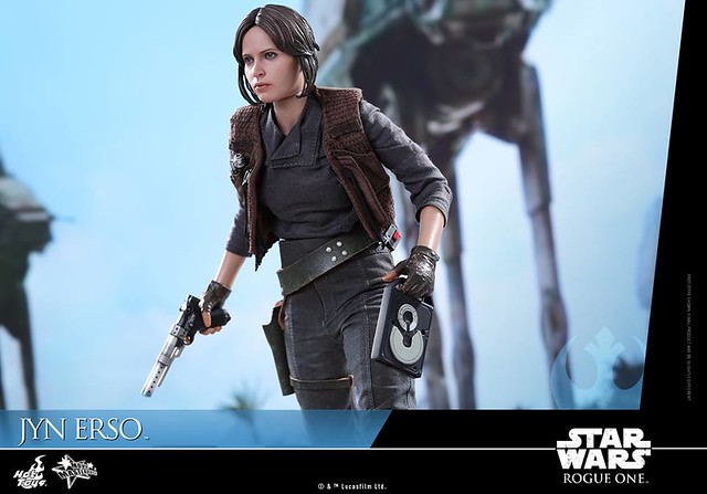 Rogue One 1/6 Jyn Erso by Hot Toys