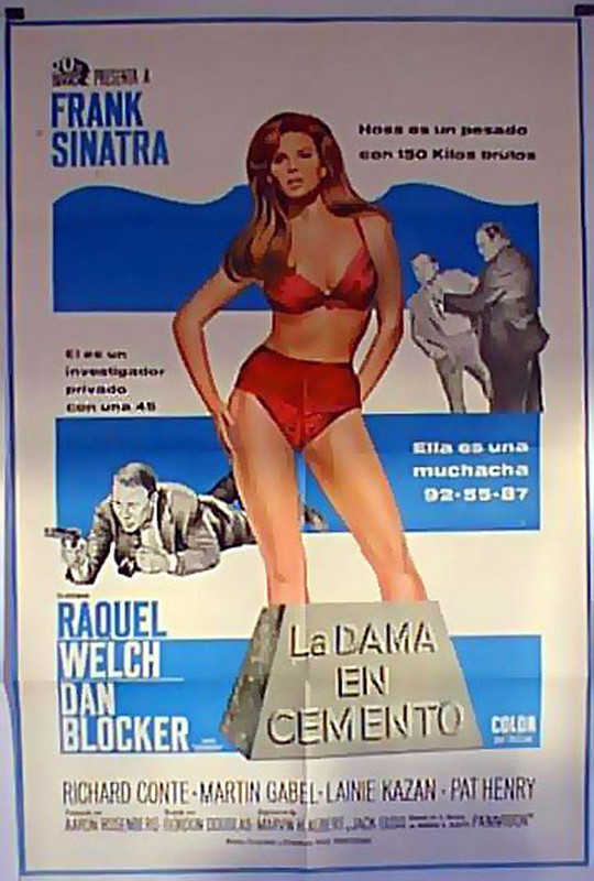 Lady in Cement - Poster 13