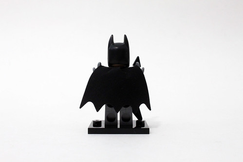 The LEGO Batman Movie Collectible Minifigures (71017) - Glam Metal Batman