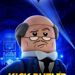The LEGO Batman Movie Alfred Poster