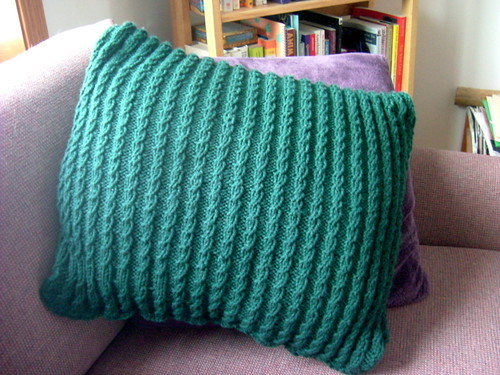 Pillow of wonkiness | by Aine D