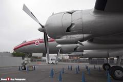 CF-TGE - 4544 - Trans-Canada Air Lines TCA - Lockheed L-1049G Super Constellation - The Museum Of Flight - Seattle, Washington - 131021 - Steven Gray - IMG_3672