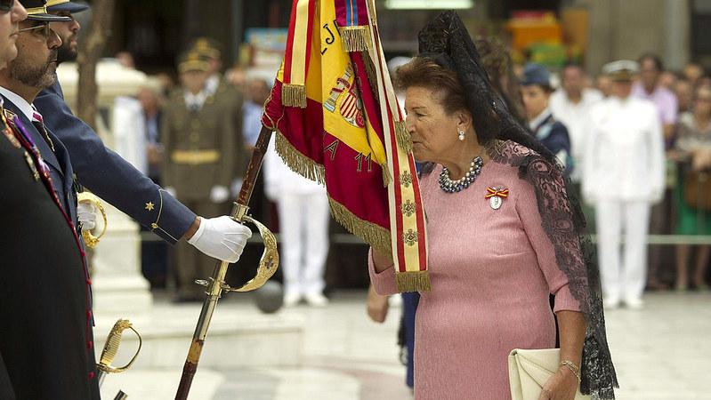 Jura de Bandera de personal civil