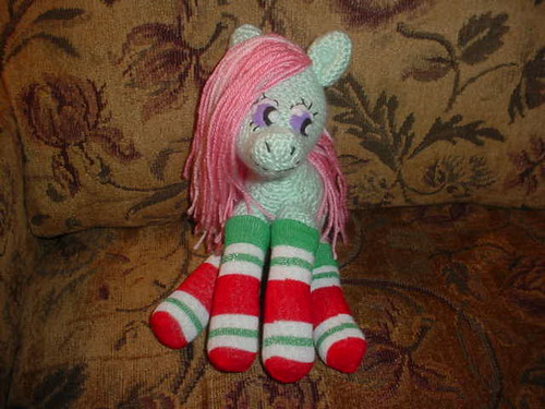 Minty socks