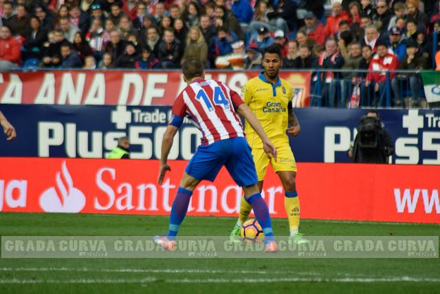 Atlético de Madrid [1-0] UDLP