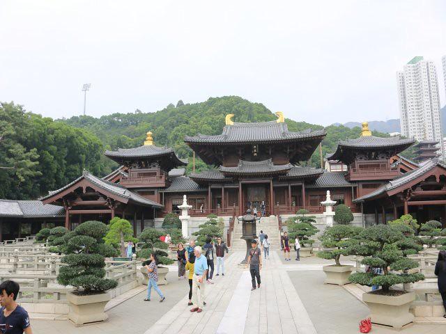 chi lin obiective turistice gratuite hong kong 1