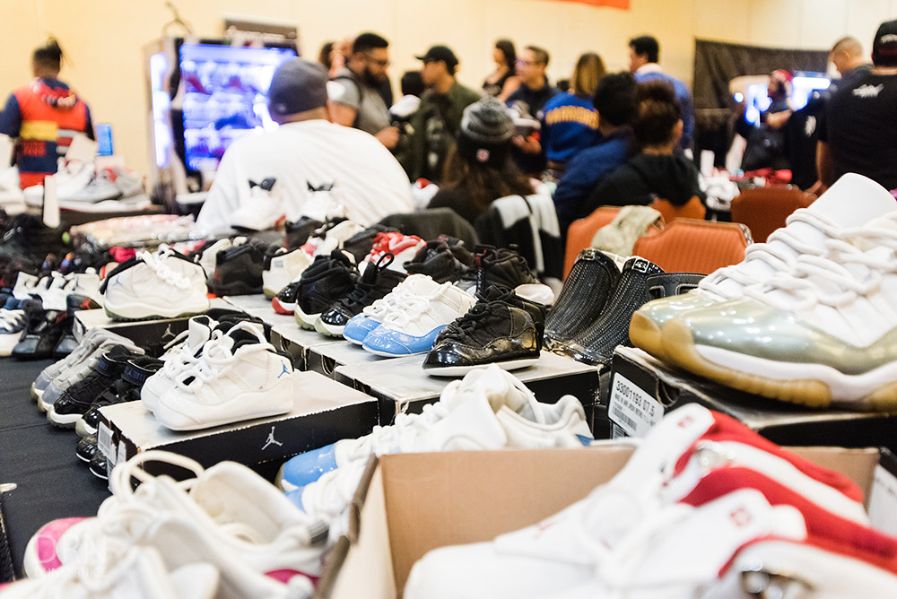 Sneaker Pop Up Oakland - 12.10.16