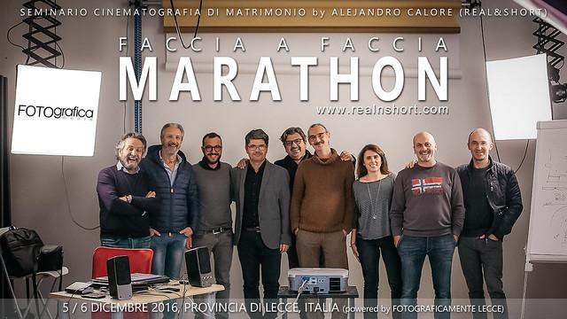Marathon FACCIA A FACCIA Lecce (IT)