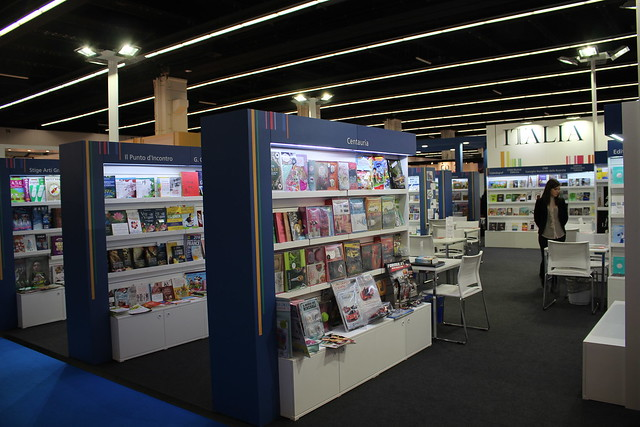 Italia - Frankfurt Buchmesse 2015