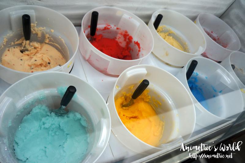 Rita's Ice Custard