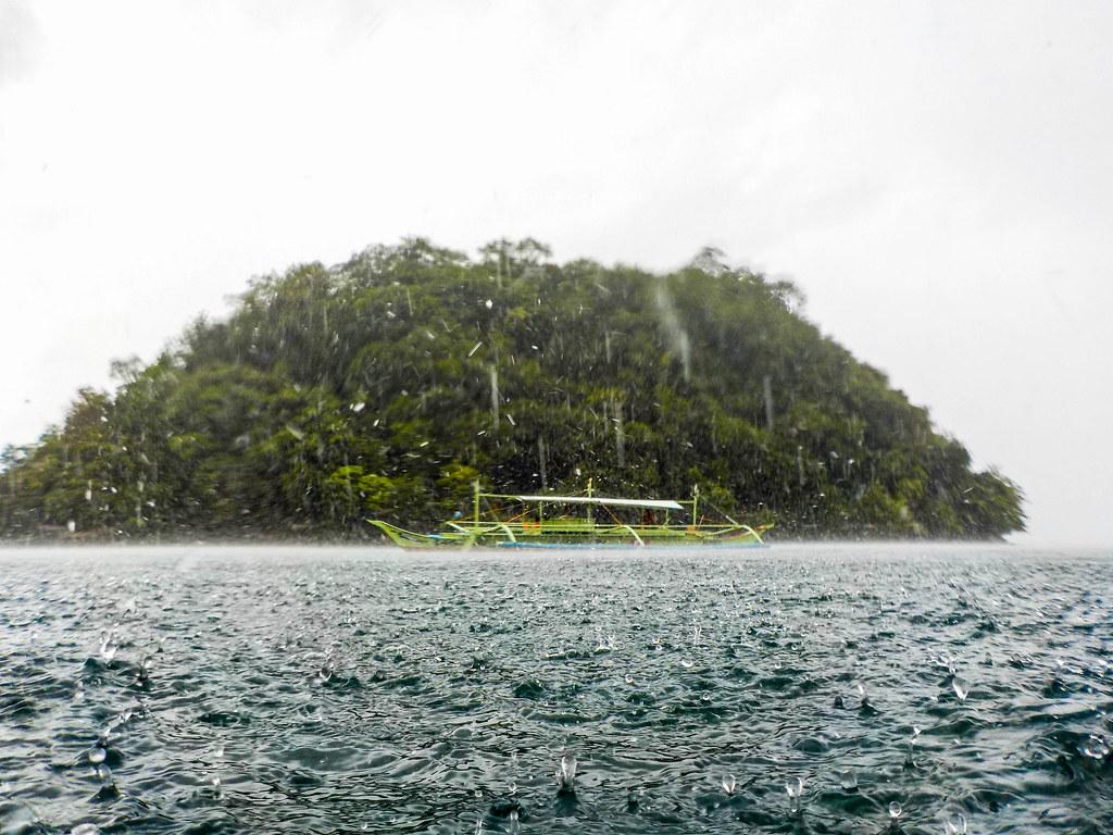 Lluvia en Filipinas