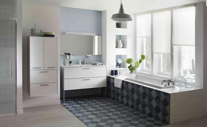 Выбор плитки в ванной . Часть II