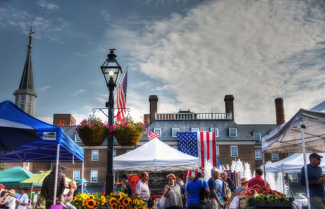 Old Town Market, Alexandria, VA