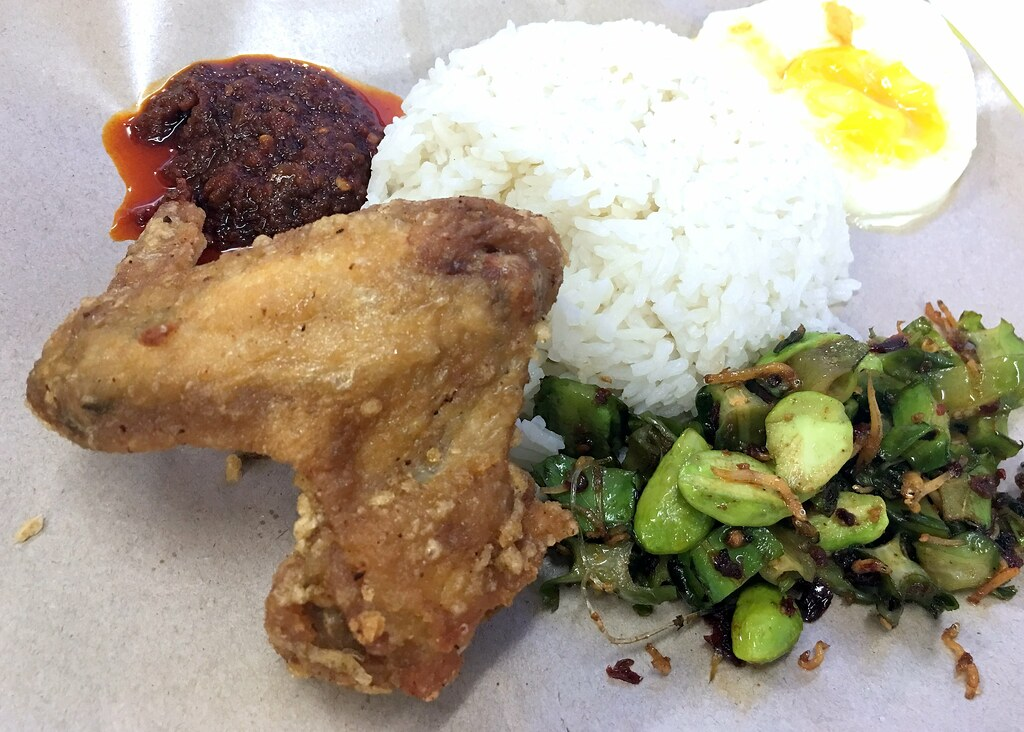 Nasi Lemak: Bali Nasi Lemak