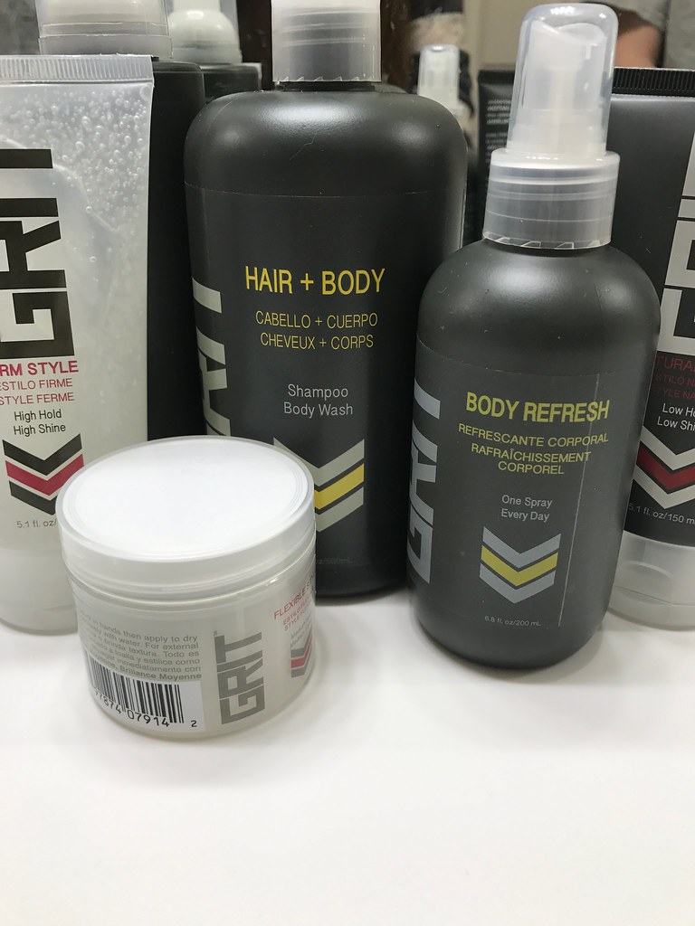 Grit Products