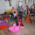 Ma Sarada Jayanti and Matru Pooja Celebration at VK Mysore Karnataka
