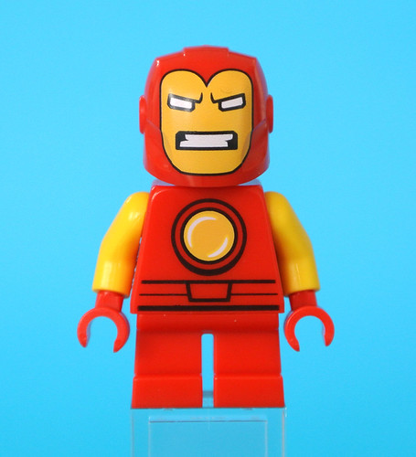 lego iron man instructions