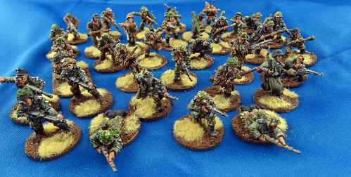 Bolt Action - SS Infanterie Division Viking