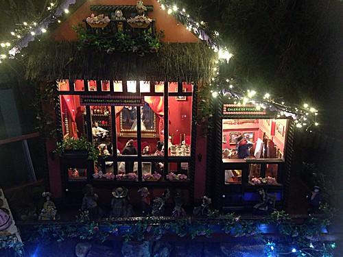 La maison du père Noël - Allonnes