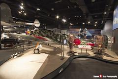 - 15267 - Japanese Air Force - Nakajima Ki-43-IIIa Hayabusa Replica - The Museum Of Flight - Seattle, Washington - 131021 - Steven Gray - IMG_3701