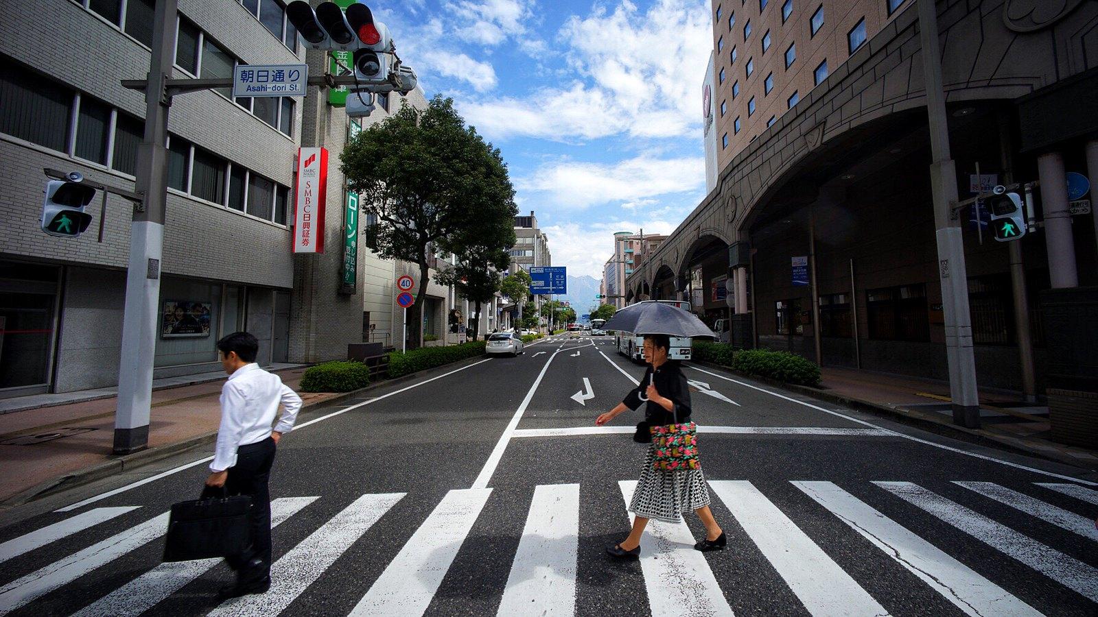 Kagoshima Crossing No. 1