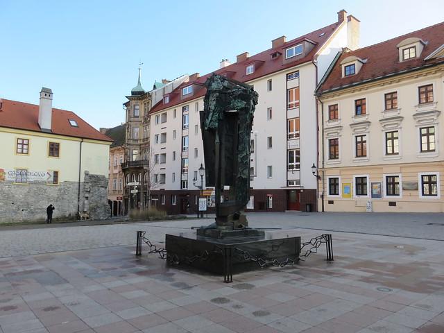 Holocaust Memoriale Bratislava