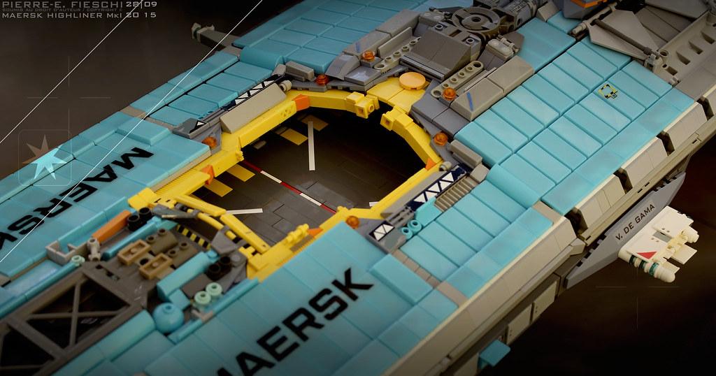 LEGO + Διάστημα! - Σελίδα 3 21603172249_21be4ee026_b