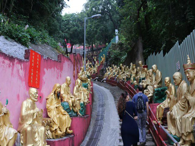 manastirea celor 10000 de budda obiective turistice gratuite hong kong 3