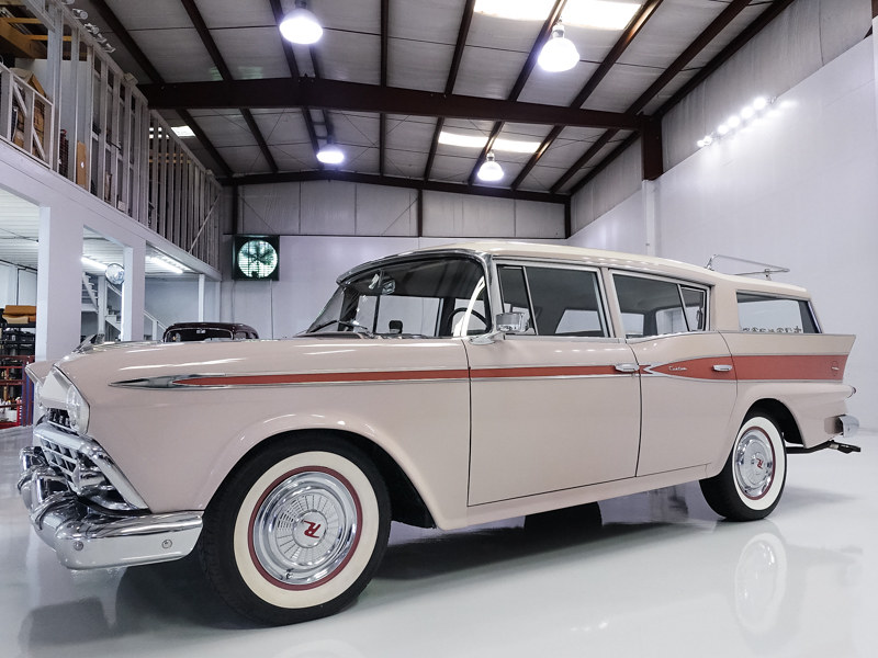 1959 AMC Rambler 6 Cross Country Wagon