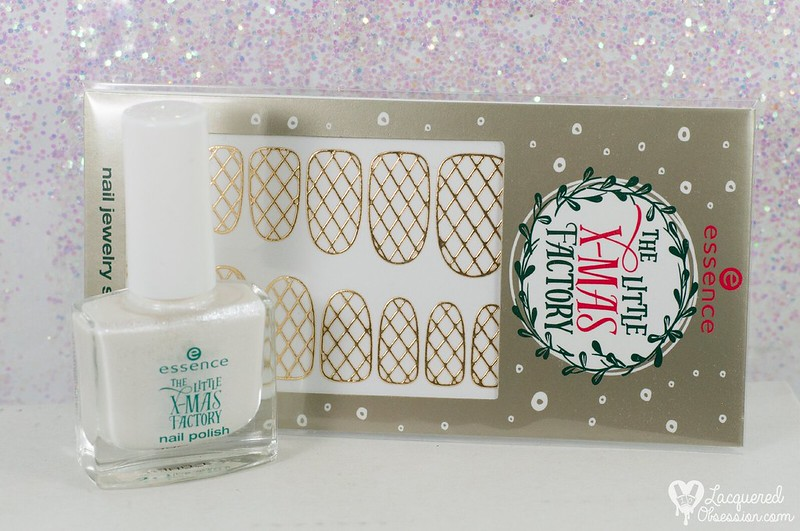 Essence - Let's Take An Elfie + Nail Jewellry Sticker